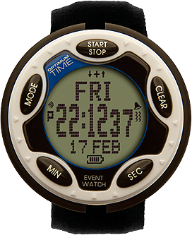 Optimum Time OE Series 14R weiss
